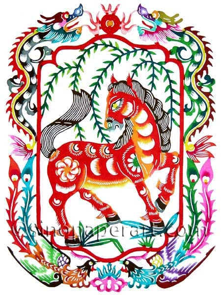 Chinese zodiac horse. Get in depth info on Chinese Horse personality and traits at http://www.examiner.com/article/the-chinese-zodiac-the-chinese-horoscope-astrology-the-year-of-the-horse For a more lighthearted look at the Chinese Horse go to http://www.examiner.com/article/a-funny-look-at-the-chinese-zodiac-sign-of-the-horse