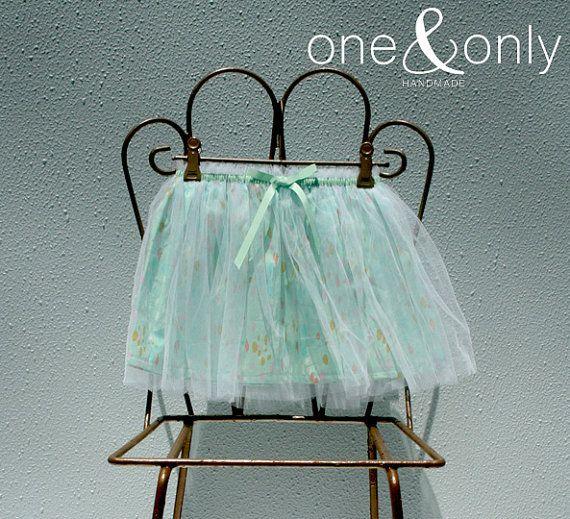 Tulle Overlay Skirt - Small (3-5 yrs)