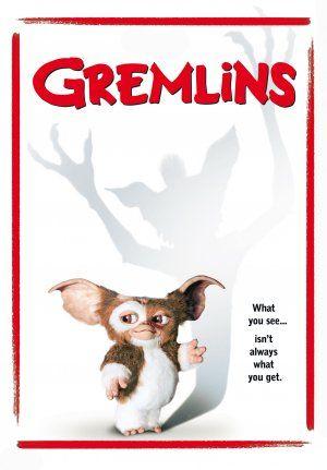 Gremlins movie poster - Still  have my Gizmo!