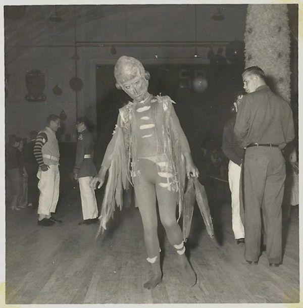 Régi fényképek érdekes és rémisztő Halloween jelmezekről - MLZphoto