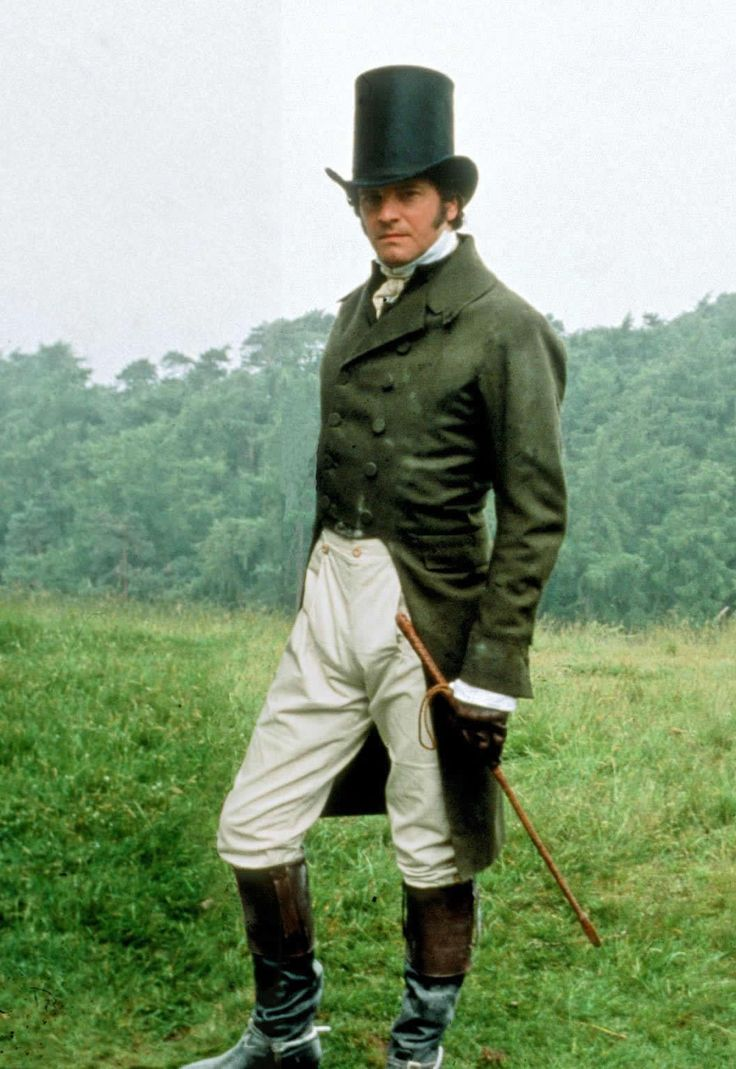 For many the iconic images of Colin Firth as Mr. Darcy in the 1995 adaptation of Pride and Prejudice may be the first thing that comes to mind. Description from melissapetreshock.com. I searched for this on bing.com/images