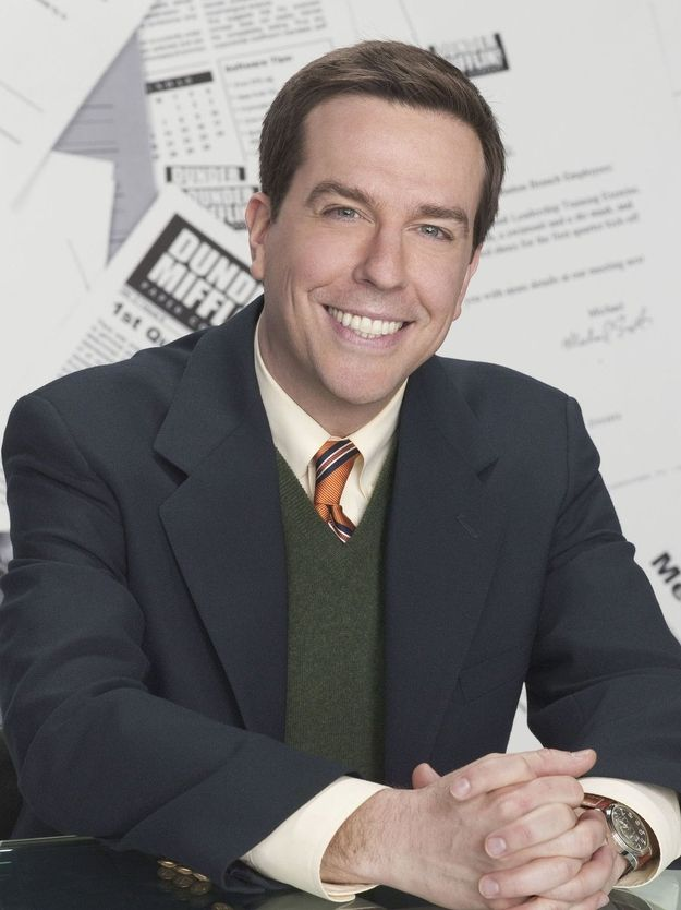 "I got Andy Bernard! Which Character From ""The Office"" Are You?"