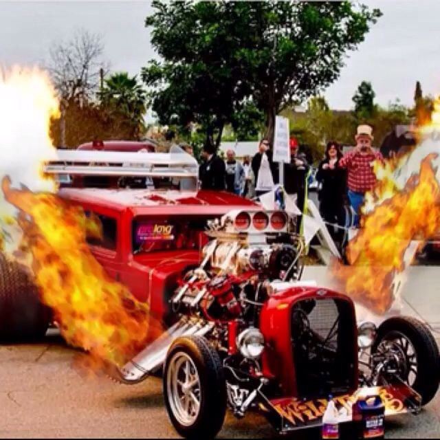 hot rods cars hothothot