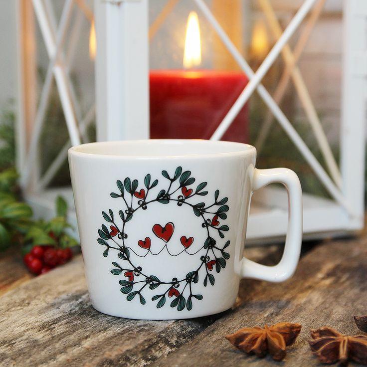 Misteli mug from  Christmas Collection 2017