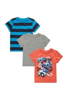 Kadın Mothercare Multı Erkek Cocuk 3lü Paket Kısa Kollu T-shirt    Multı Erkek Cocuk 3Lü Paket Kısa Kollu T-Shirt MOTHERCARE Kadın                        http://www.1001stil.com/urun/3603146/mothercare-multi-erkek-cocuk-3lu-paket-kisa-kollu-t-shirt.html?utm_campaign=Trendyol&utm_source=pinterest