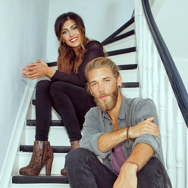 Ben Dahlhaus and Esra Sam
