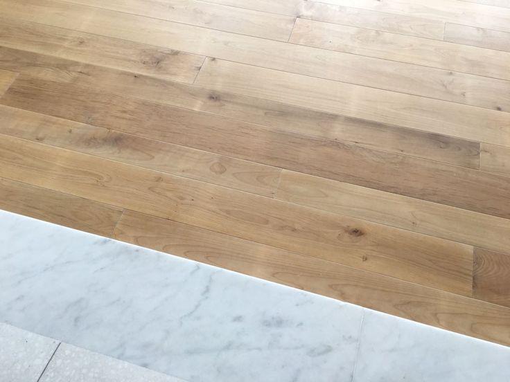 Accoya Alder wooden deck