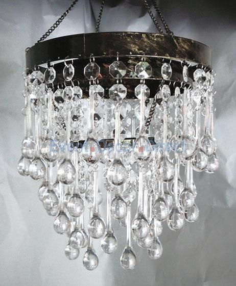 267 best event decor direct bead crystal images on pinterest decostar 3 tier acrylic tear drop chandelier chandelier bedroombead chandeliersmall chandelierscrystal aloadofball Choice Image