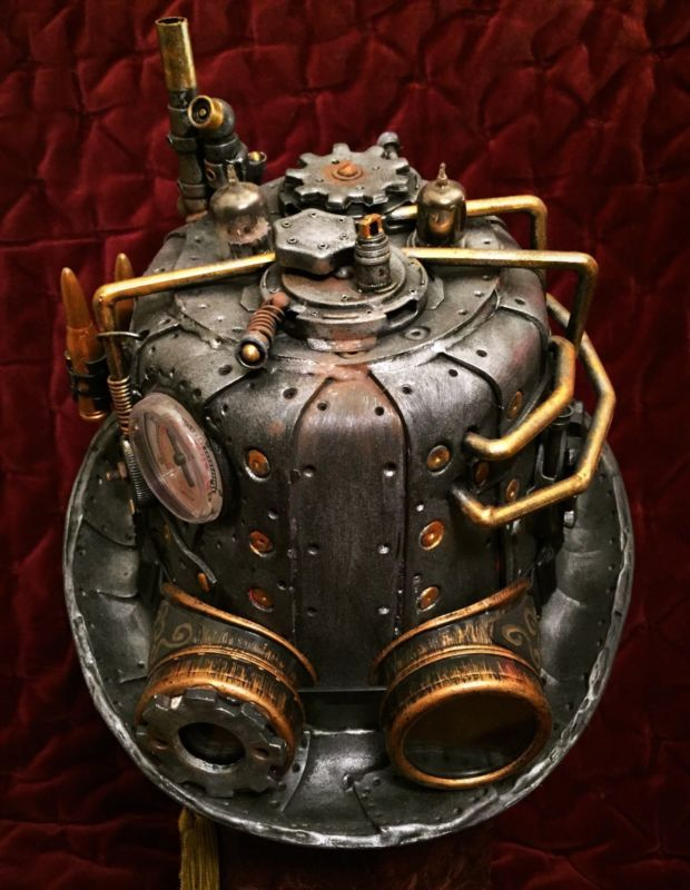 1505 best steampunk images on Pinterest | Steampunk ...