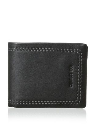 50% OFF Cerruti 1881 Men's Daytona Wallet (Nero)