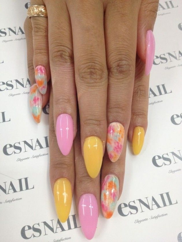 Fabulous Summer Stiletto Nail Designs That Will Steal The Show | Fashion