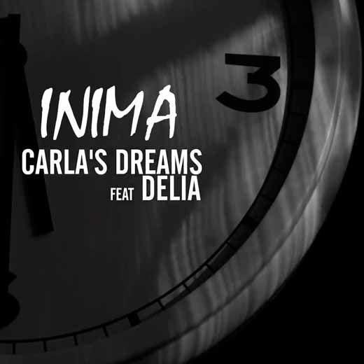 Versuri, Lyrics, Текст песни Carla's Dreams feat. Delia - Inima