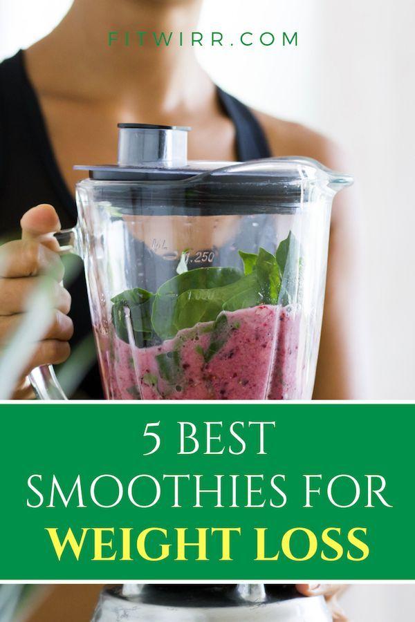 5 besten Smoothie-Rezepte für Weight Loss   – Weight Loss Made Easy – #besten #…