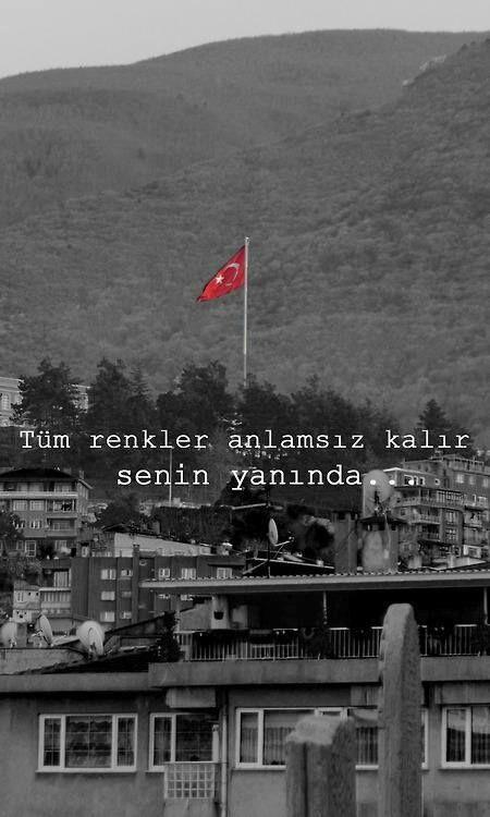 Türk olmak ayrıcalık.