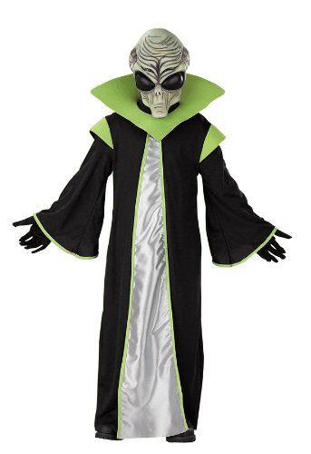An Alien Costume For Kids