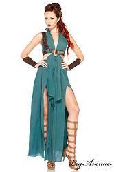 COSTUME 4 PIÈCES INNOCENTE GUERRIÈRE - LEG AVENUE  http://www.prod4you.com/#!costume-personnage-princesse/c22sj