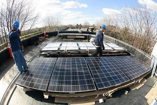 How To Install Solar Panels The Installation Procedures Installation Of Solar Panels Howtoinstallsolarpan In 2020 Best Solar Panels Solar Solar Panel Installation