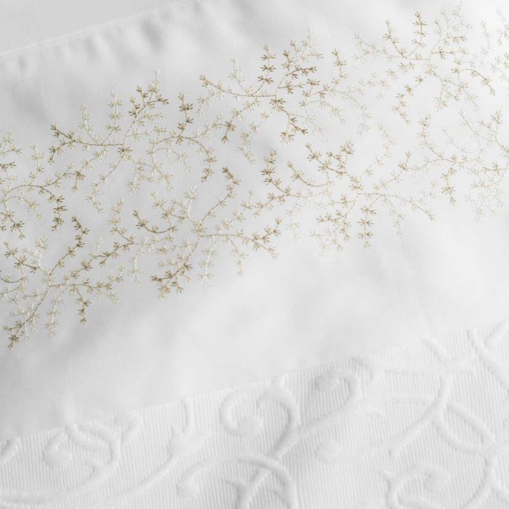 Kelly sheets are made of 100% Egyptian Cotton, sateen weave and 350TC sq inch.