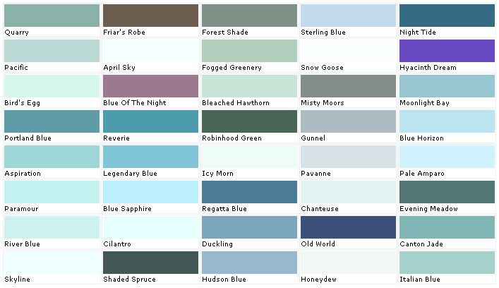 7 best teenage girl bedroom ideas images on Pinterest Colour chart - sample general color chart