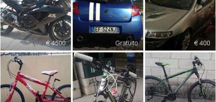 gruppo auto moto bici