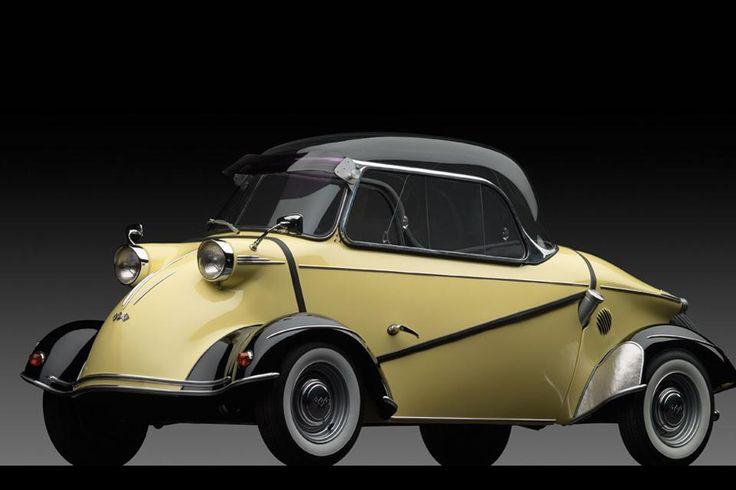 F.M.R. Tg 500 Tiger, 1960. Foto: Art of the automobile
