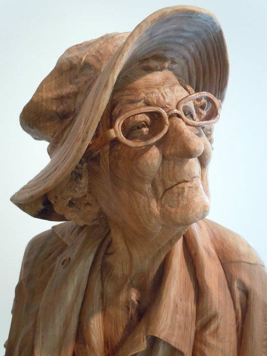 Best images about weird wooden sculptures on pinterest