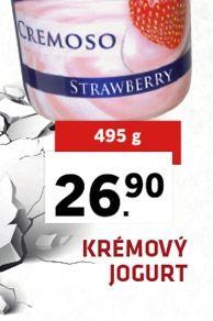 Krémový jogurt