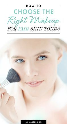 """Great tips on selecting makeup for fair skin. I know the """"nude"""" lip trend is popular, and I'm so glad that this article points out that nude can wash out light complexions and gives you tips on how to avoid that."""