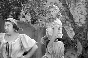 """Lucille Ball reportedly almost choked to death while filming the grape stomping scene in the episode """"Lucy's Italian Movie,"""" though no one noticed until after the scene was completed. 
