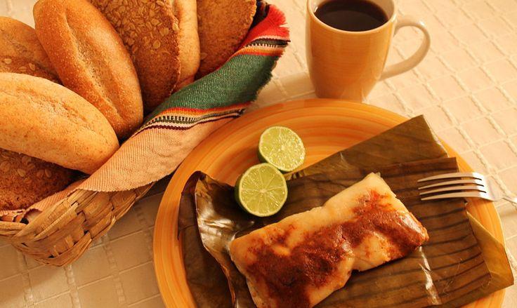 Receta para hacer Tamales