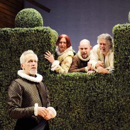 Act 2 Scene 5 of Twelfth Night Essay