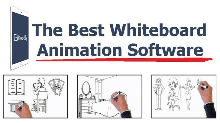 5 best whiteboard animation software for a great presentation