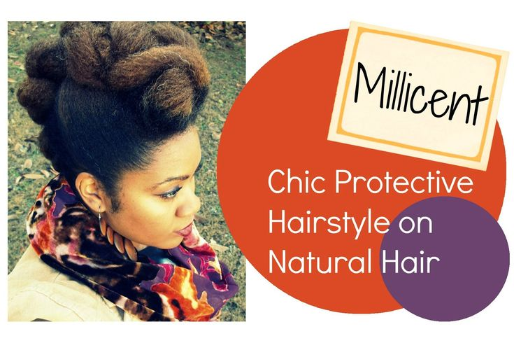 Naturally Michy | M: Millicent | Protective Hairstyle on Natural Hair