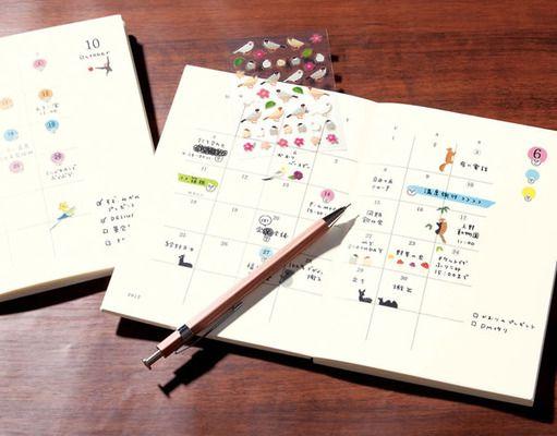 手帳はデザインも大事ですが、書き方にもとことんこだわりたいで...   MERY [メリー] - 女の子のためのキュレーションメディア