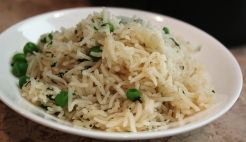 Herbed Rice Pilaf With Peas | Recipe | Rice and Recipe