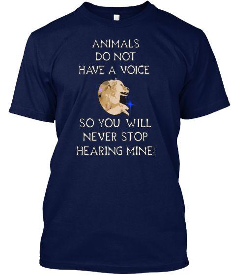 I am the Animals Voice!