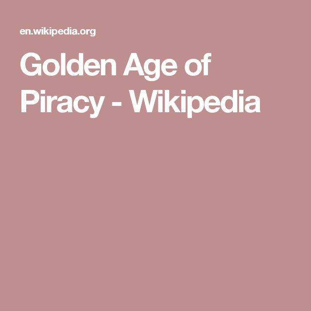 Golden Age of Piracy - Wikipedia