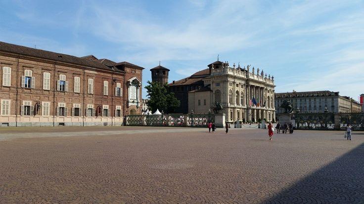 Турин - столица Пьемонта #Torino