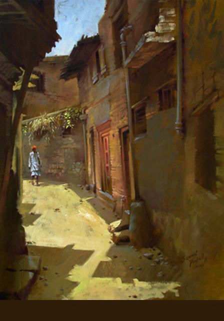 prafull sawant paintings - Google Search