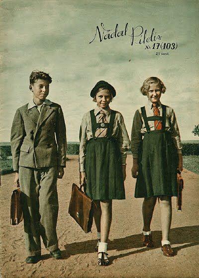 ALL MY EYES: Back to School, Estonian Style