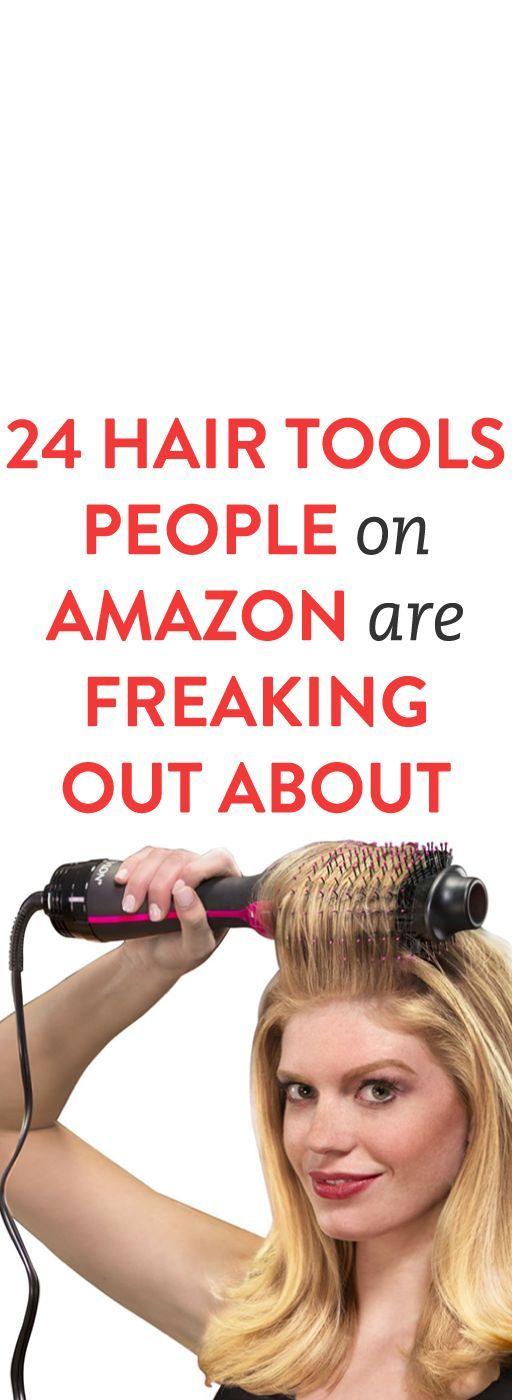 crazy hair tools on amazon