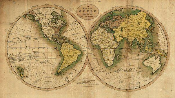 107 захватывающих фактов из географии