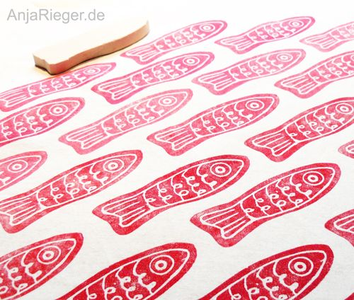 Anja Rieger: Fisch am Freitag (44) / Fish on Friday (44)