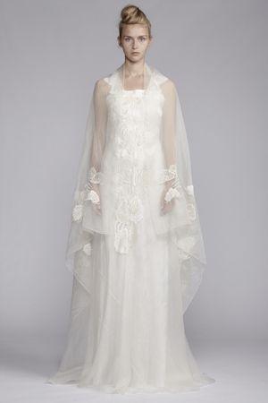 Akira Isogawa gown