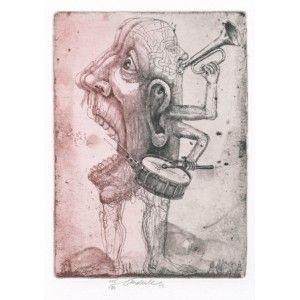 Bubeník (S hudbou, s písní, s tancem), opus 579 - artbohemia