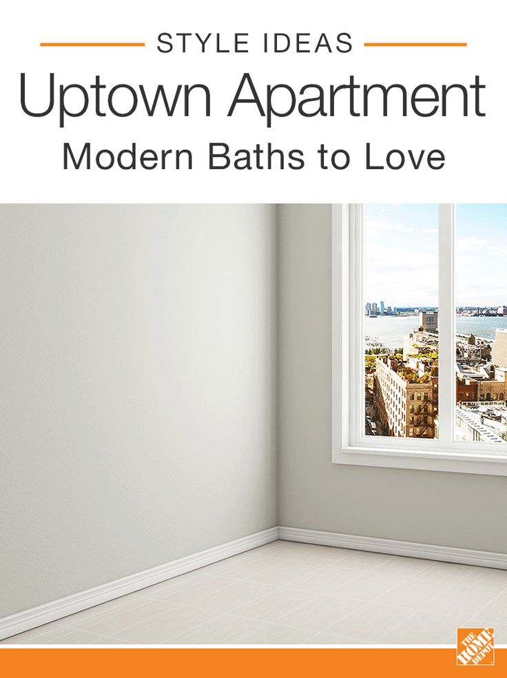Create Customize Your Decor Uptown Apartment The Home Depot