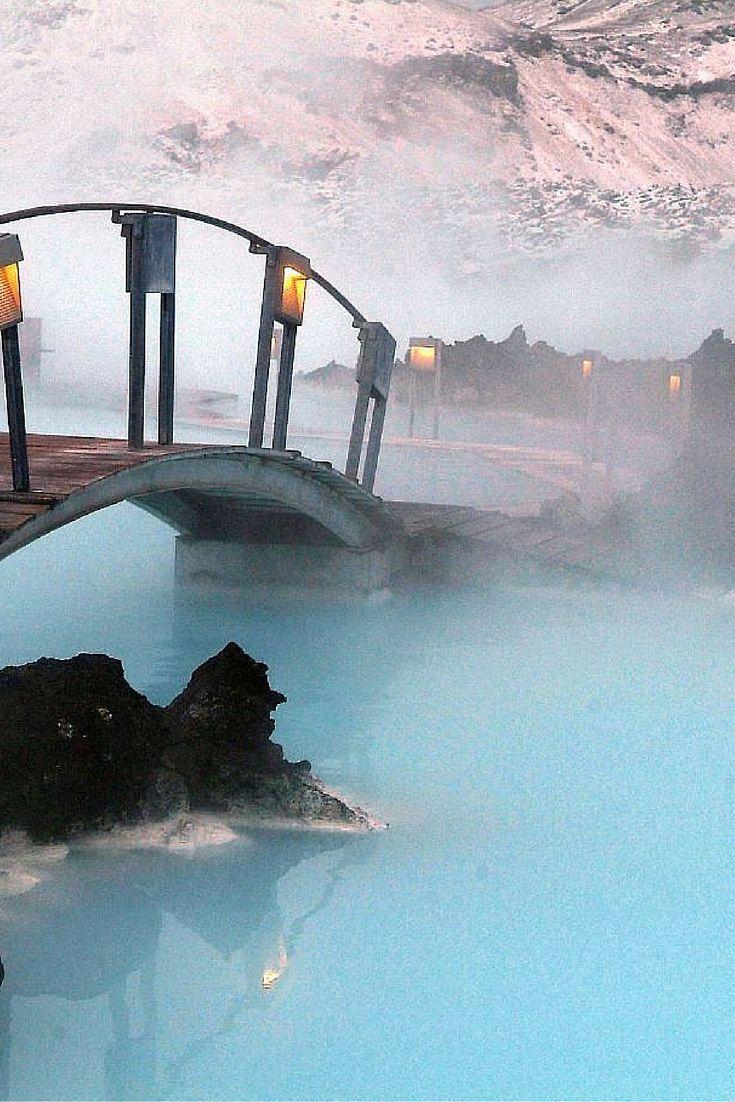 Die Blaue Lagune ist vielleicht der bekannteste Ort in Island, und ist verdient verdient.