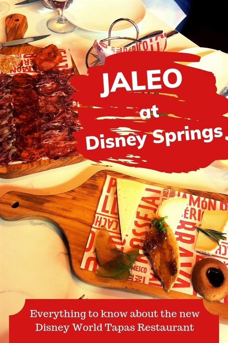 What To Order At Jaleo At Disney Springs The Florida Travel Girl Disney Springs Disney Springs Restaurants Best Tapas