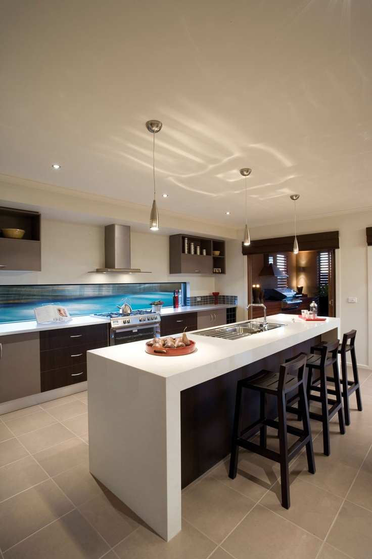 Metricon Homes Queensland Australia 9141 Ice Snow Http://www.caesarstone.com