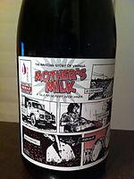 First Drop Shiraz Mother's Milk